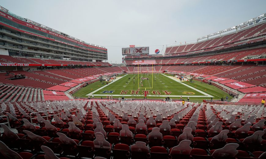 The Weekly Publisher Miles Barber talks about how the 49ers can't play at Levi's Stadium for a few weeks, but at least they have a new Santa Clara Council.