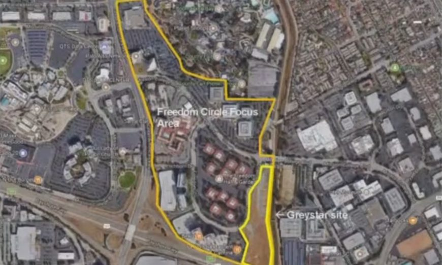 The Santa Clara Planning Commissioners discussed the Freedom Circle Focus Area Plan. They also approved a Nail Salon expansion.