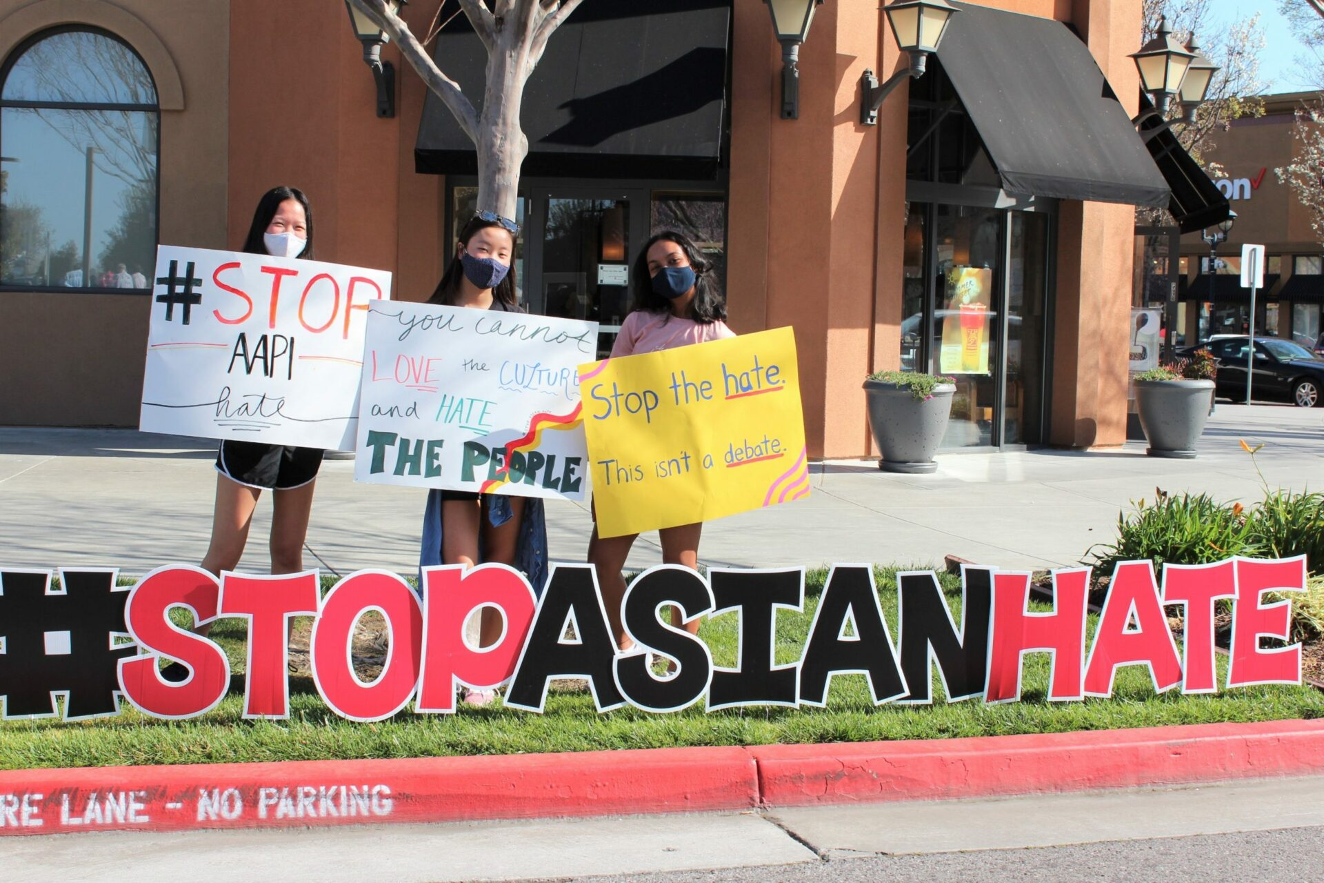 www.svvoice.com: A Neighborhood Incident Prompts a #StopAsianHate Rally in Santa Clara