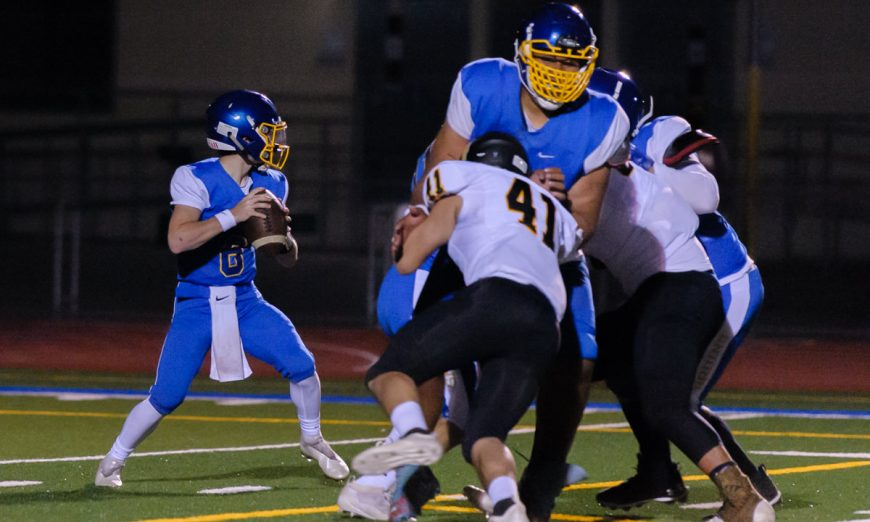 After a win against the Santa Clara Bruins, the Wilcox Chargers look forward to their next football game against Los Gatos.