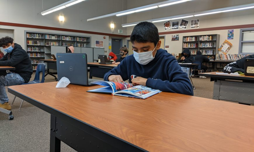 The Assistance League of Los Altos helped the Sunnyvale School District with remote learning and school reopening efforts.