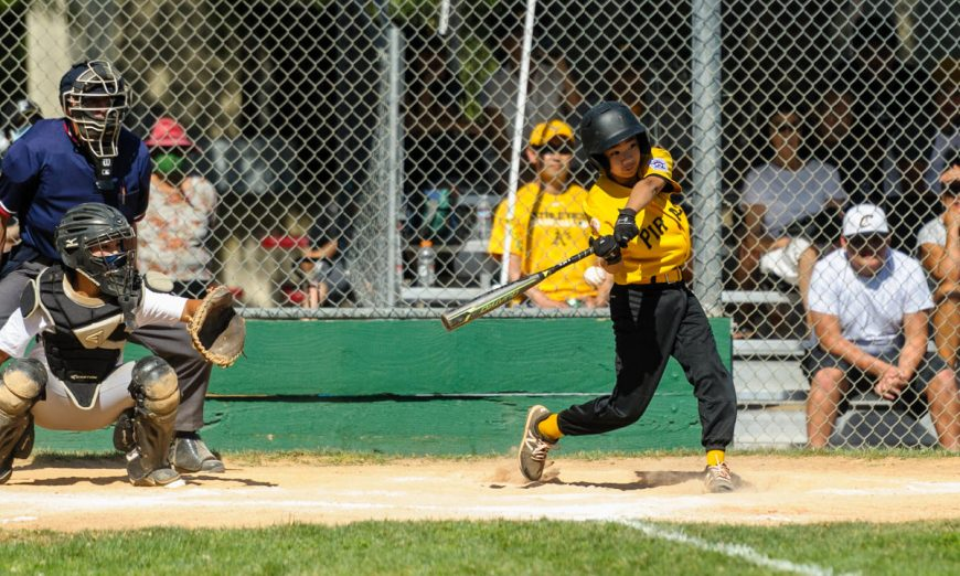 Briarwood Little League Major Pirates did their best at the Tournament of Champions and came in second after Sunnyvale.