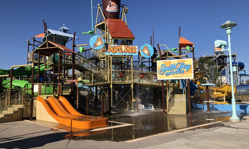California's Great America has revamped its water park, welcoming South Bay Shores for this reopening season.