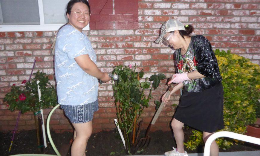 Meet Yvonne, Scott and Lynn Chiao, our neighbors in Santa Clara. The Chiaos say they enjoy their neighborhood.