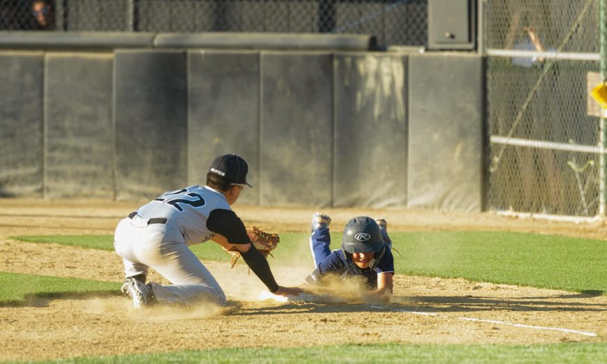 After the District 44 tournament, the Sunnyvale 12U All Stars saw their season end in the Section 5 Tournament after two games.