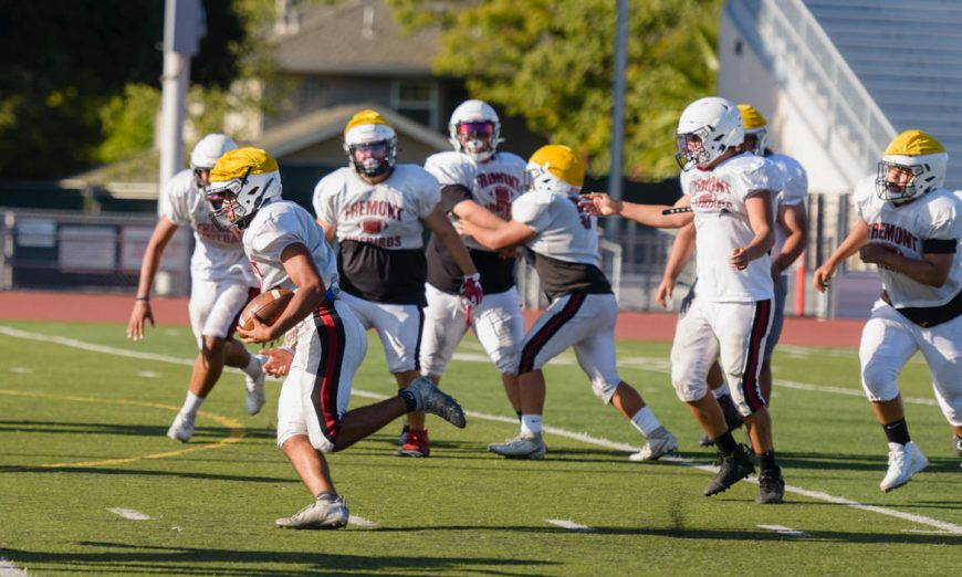 Fremont Firebirds Football hopes to do much better in the El Camino League. Last season, they came in last, but they are more prepared now.