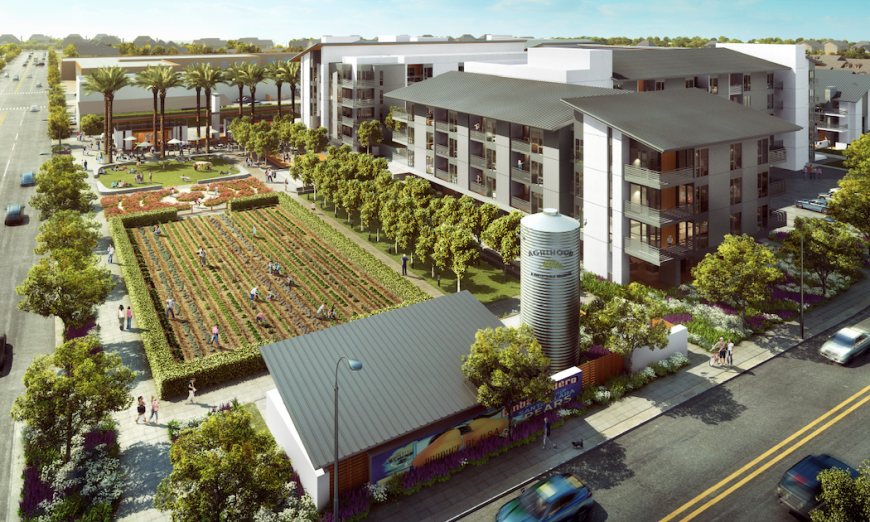 Santa Clara's Agrihood development is taking small steps forward. There will be a farm and affordable housing and senior housing.