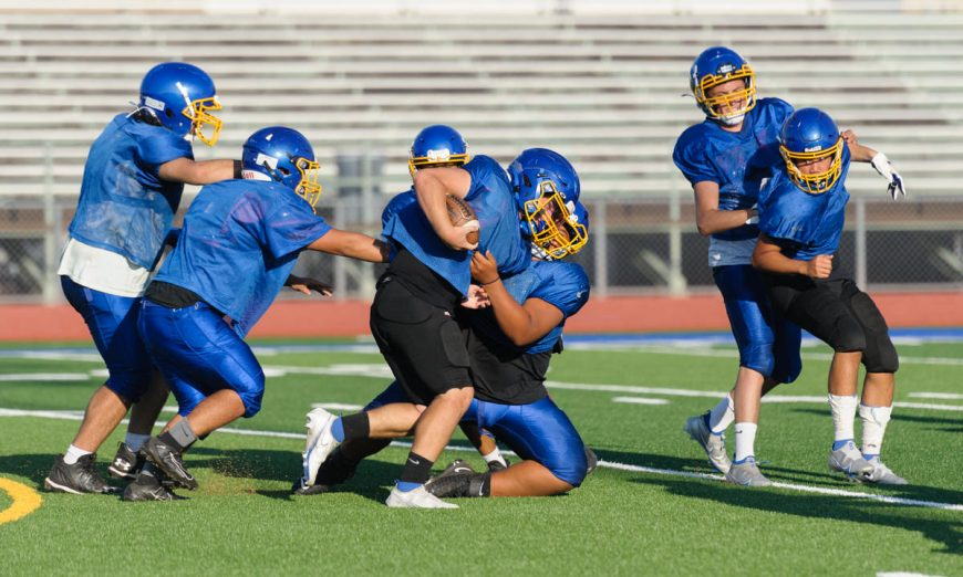 The Santa Clara Bruins are in the tough De Anza Division again this year, but are looking forward to proving themselves.