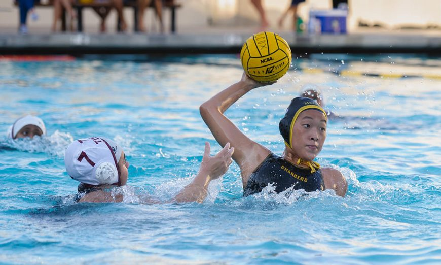 The Wilcox Water Polo team won against Cupertinoon Tuesday. Players Allie Frederick, Lydia Yi, and Lucy Clarke were standouts.