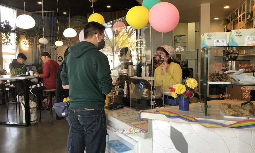 Voyager Craft Coffee celebrates its 5 Year Anniversary. Co-Owners Lauren Burns and Sam Shah look back at the past 5 years.