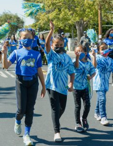 Santa Clara's Parade of Champions returns in-person to celebrate local heroes, community members and tradition.